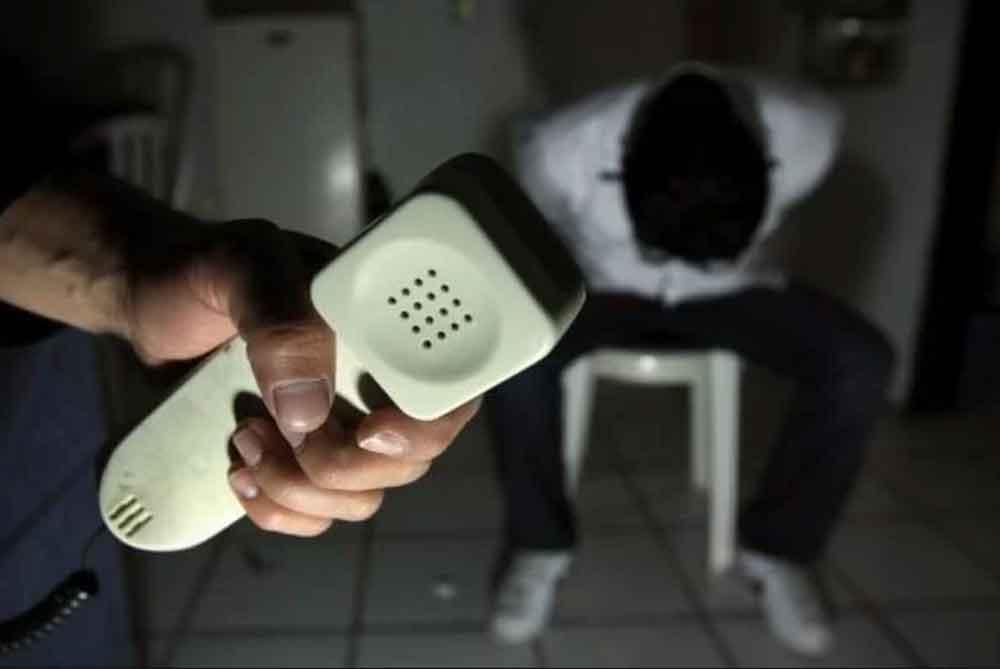 6 tipos de extorsiones telefónicas, cuidado de caer en alguna de ellas