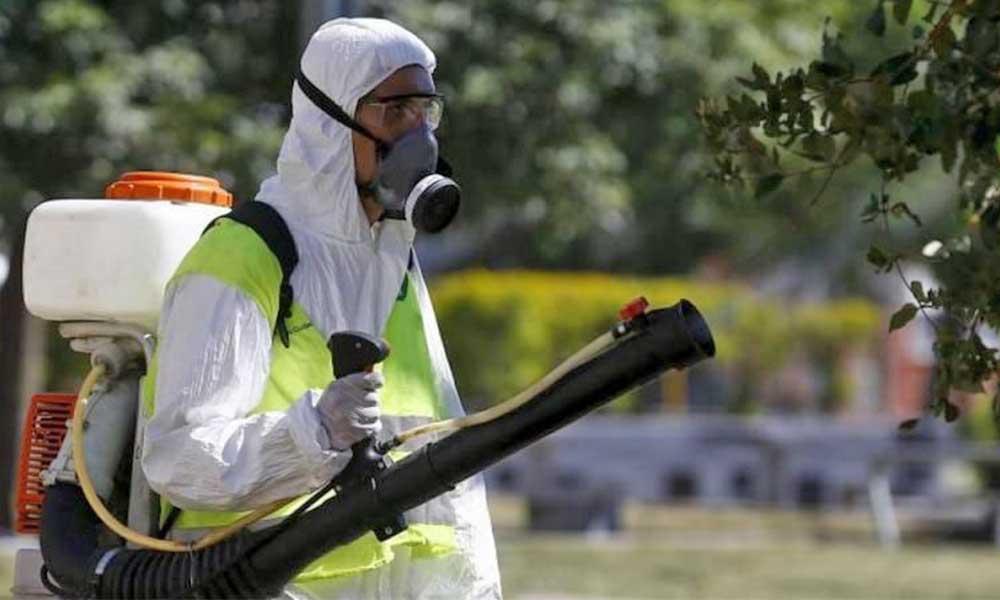 Alertan sobre falso Fumigadores en Baja California