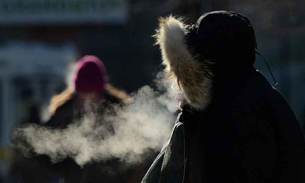 Continuará el frío hasta febrero en Baja California