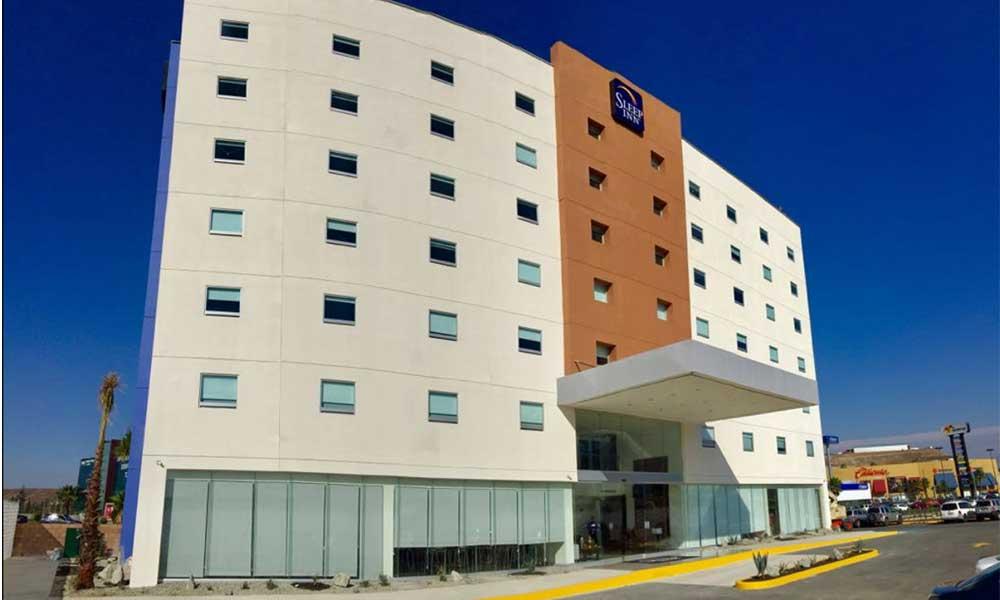 Inauguran el Hotel Sleep In en Tijuana con 108 nuevas habitaciones