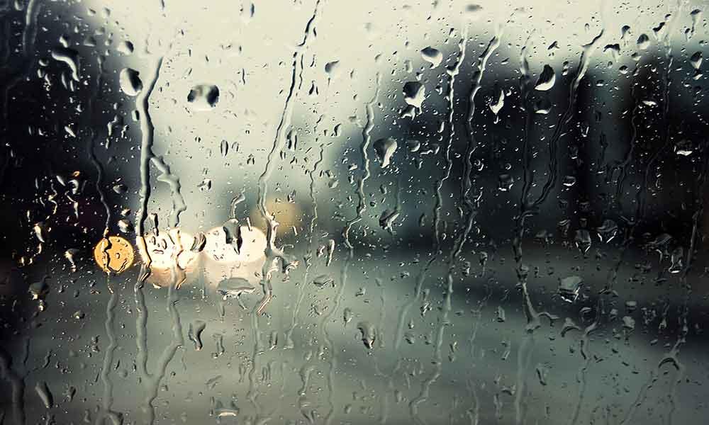 Lluvia se extiende en Baja California, podrían ser tres días lluviosos a partir de este lunes