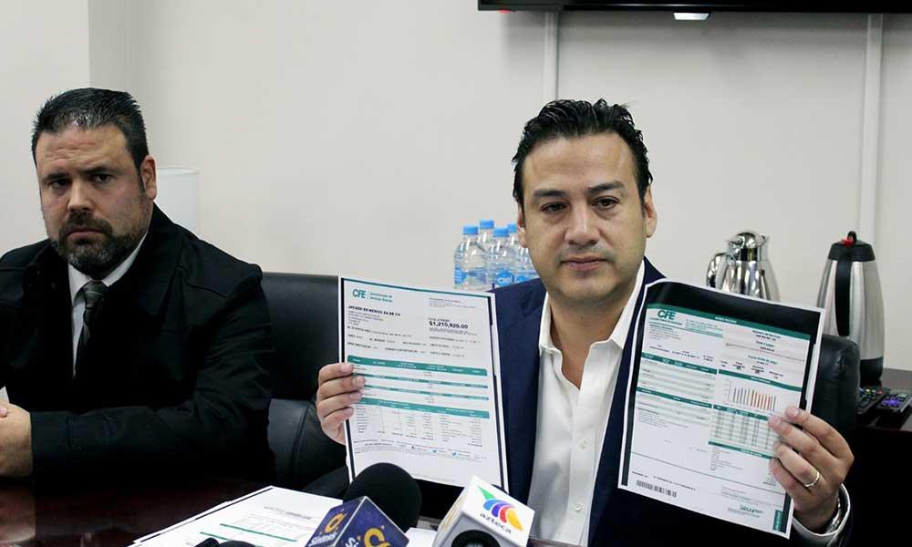 Preocupa al sector industrial el posible cierre de empresas y desempleo por incremento a la luz en Baja California