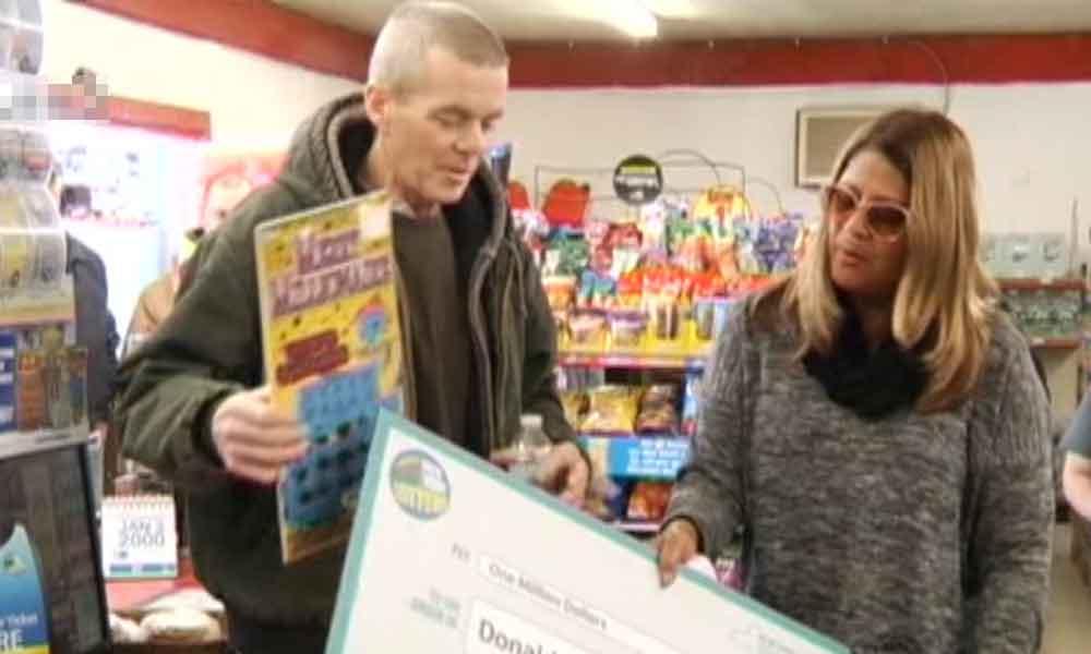Muere tras ganar 1 millón de dólares en la lotería