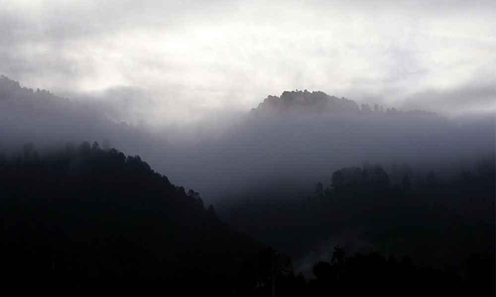 Pronostican temperaturas de hasta -5 grados en zonas montañosas de Baja California por Frente Frío No.24