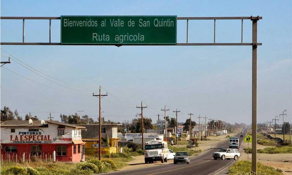 Instalan mesa de trabajo para la Municipalización de San Quintín