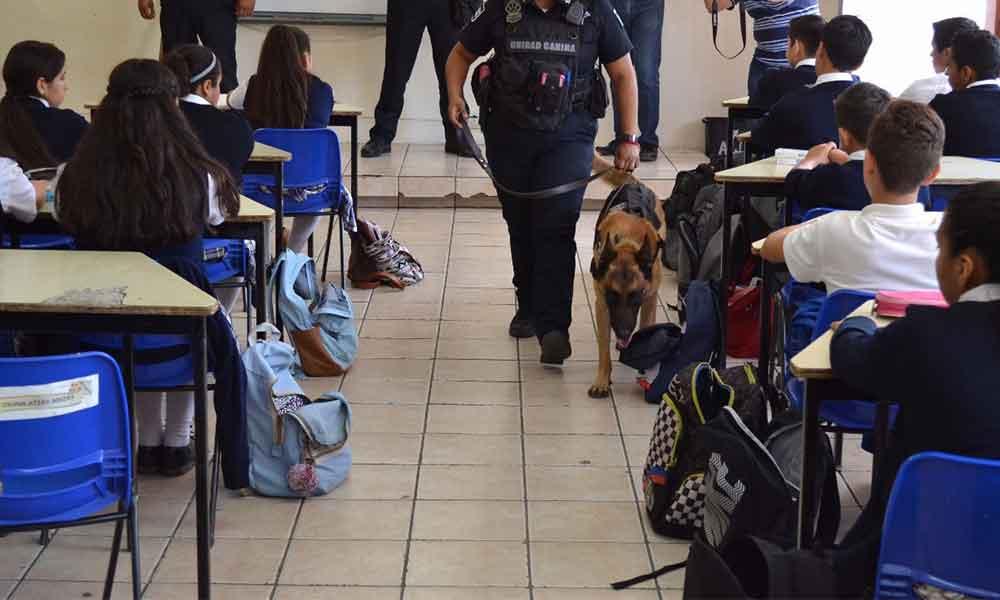 """Realizarán más de 600 """"Operativos Mochila"""" en escuelas de Tecate"""