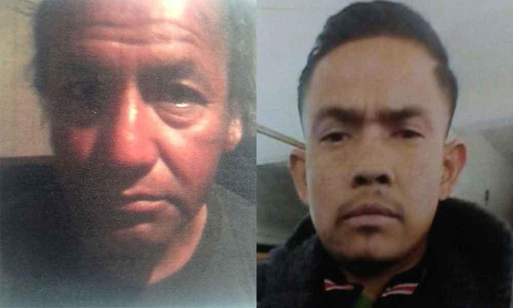 Urge localizar a estas dos personas perdidas en Tijuana; Uno de ellos se sabe vaga por las calles