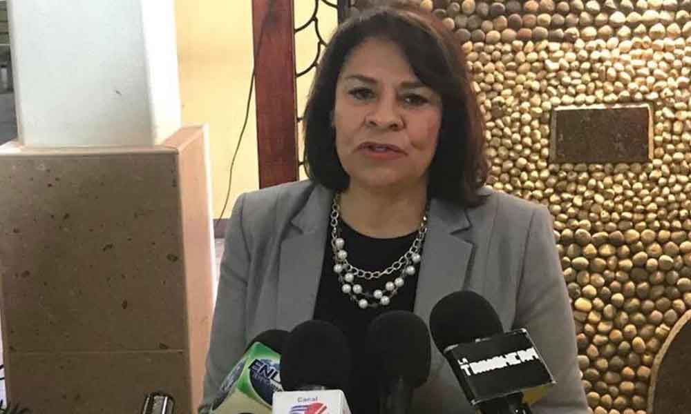 Va María del Rosario Rodríguez por la candidatura del PAN al Senado