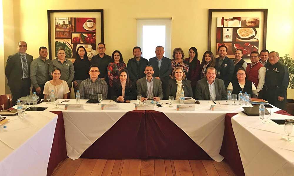 Tecate fue sede de la primera reunión de Síndicos Municipales