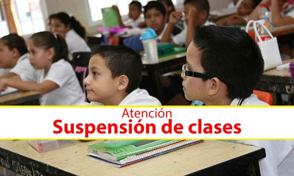 Suspenden clases para turno matutino mañana miércoles para Tijuana, Rosarito y Tecate