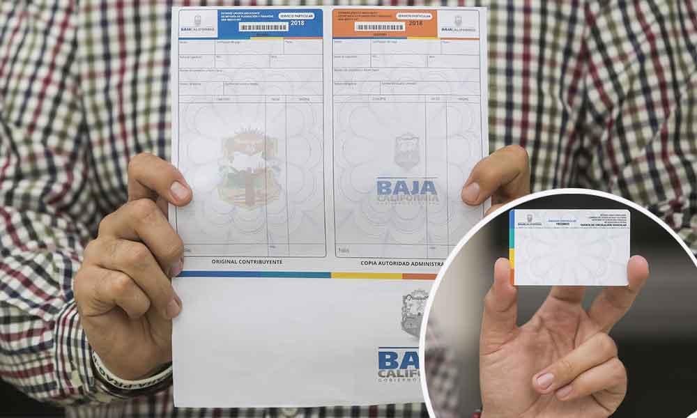 Descuentos todo enero en revalidación de tarjeta de circulación