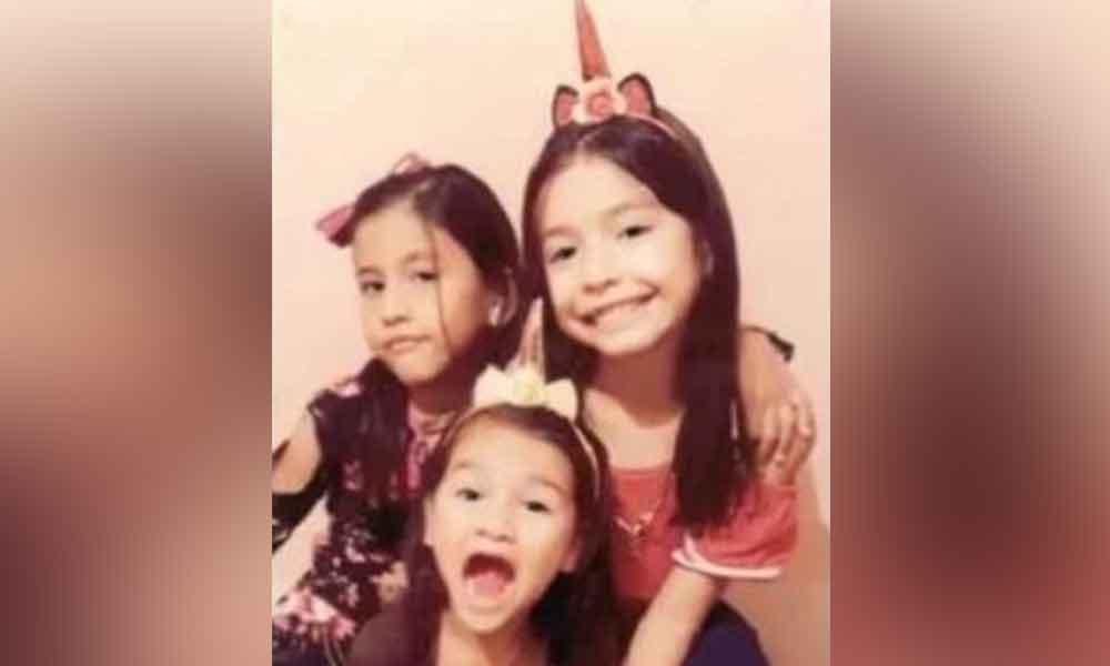 Tres hermanitas se encuentran desaparecidas; activan Alerta Amber