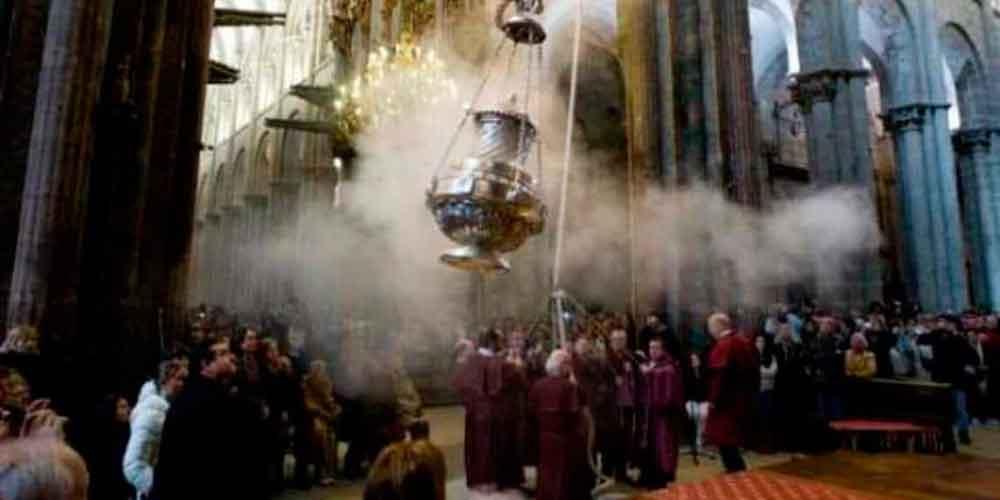 Monaguillos metieron marihuana en el incensario de catedral