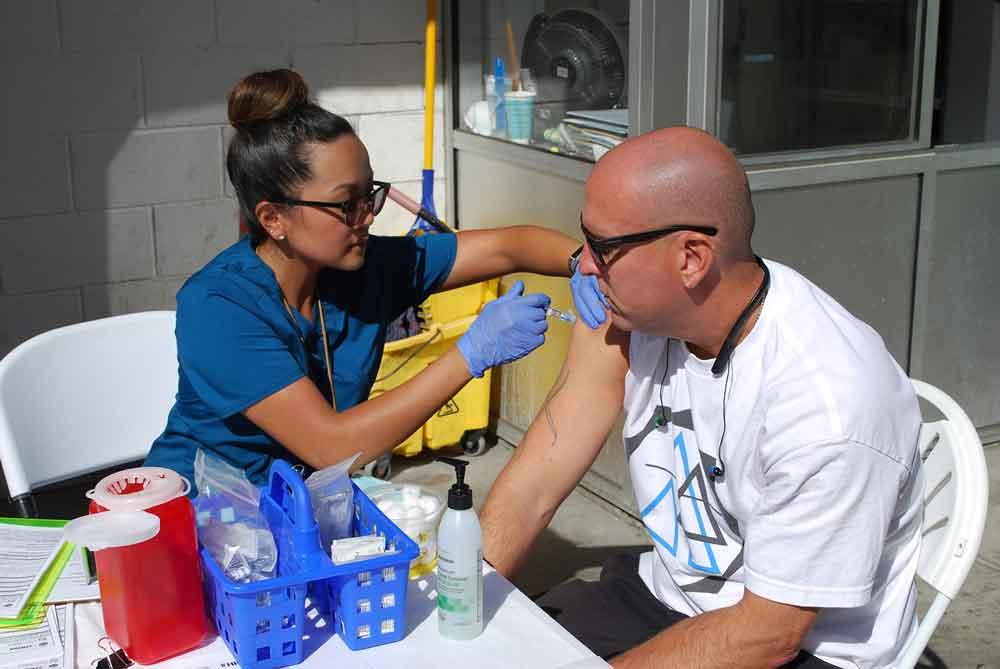 Brote de hepatitis A se extendió de San Diego a Utah