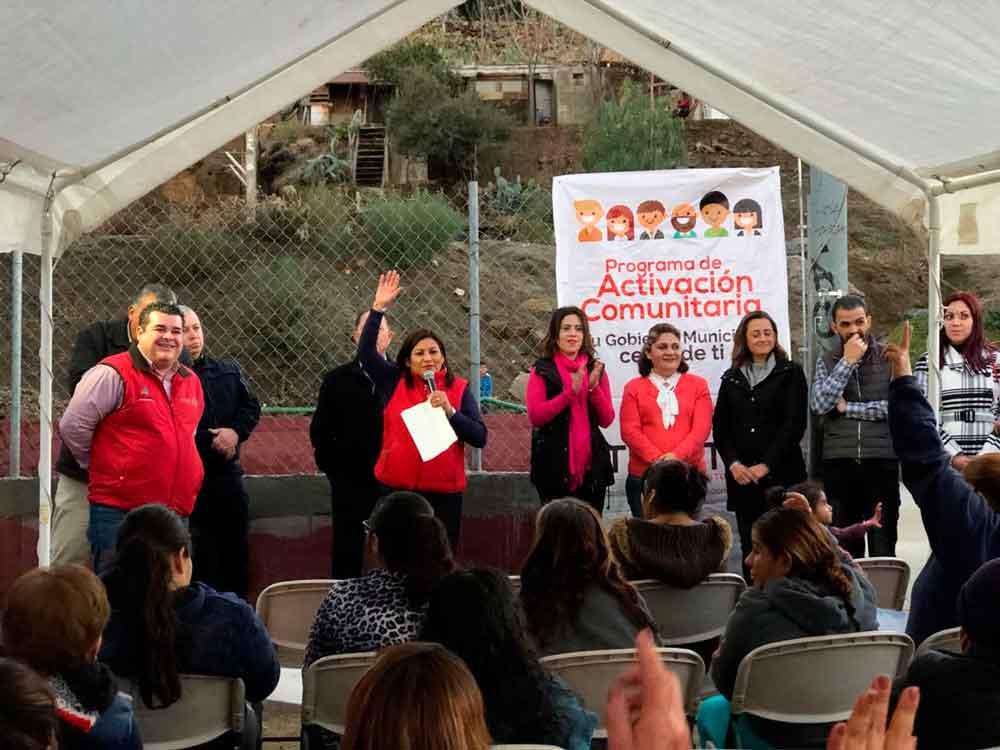 """Arranca en """"La Coyotera"""" nueva etapa del Programa de Activaciones Comunitarias"""