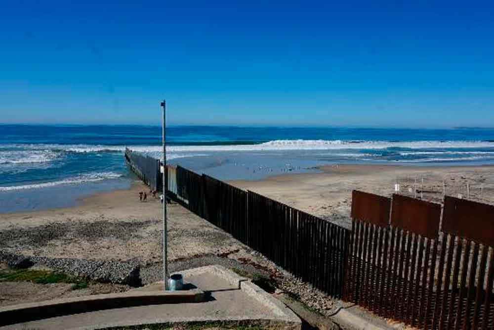 Cierran playas de Tijuana y San Diego por contaminación