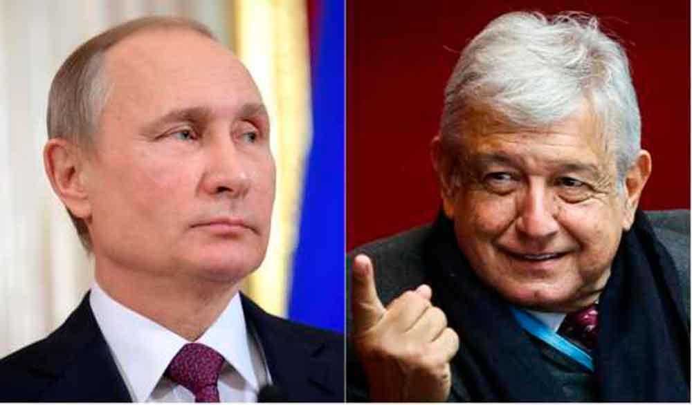 AMLO estaría recibiendo apoyo de Rusia: The Washington Post