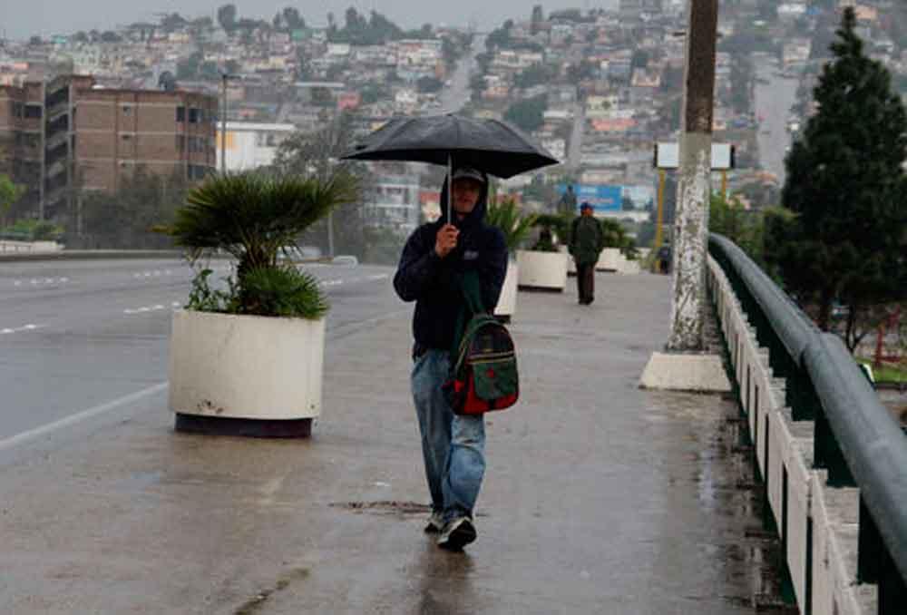 Este año habrá pocas lluvias en Baja California por fenómeno de La Niña