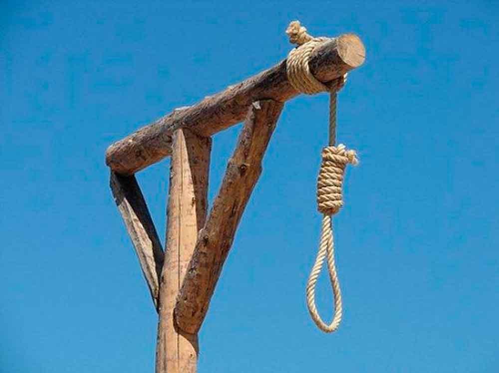 Ahorcan a violador de niño de 6 años en Irán