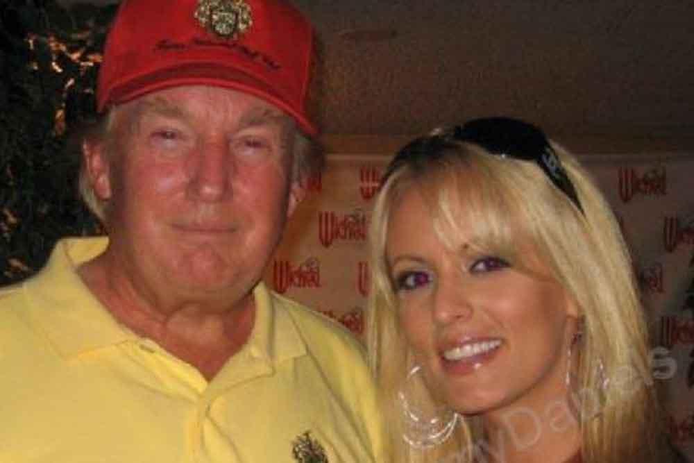 Abogado de Trump pagó 130 mil dólares a una actriz porno por su silencio: WSJ