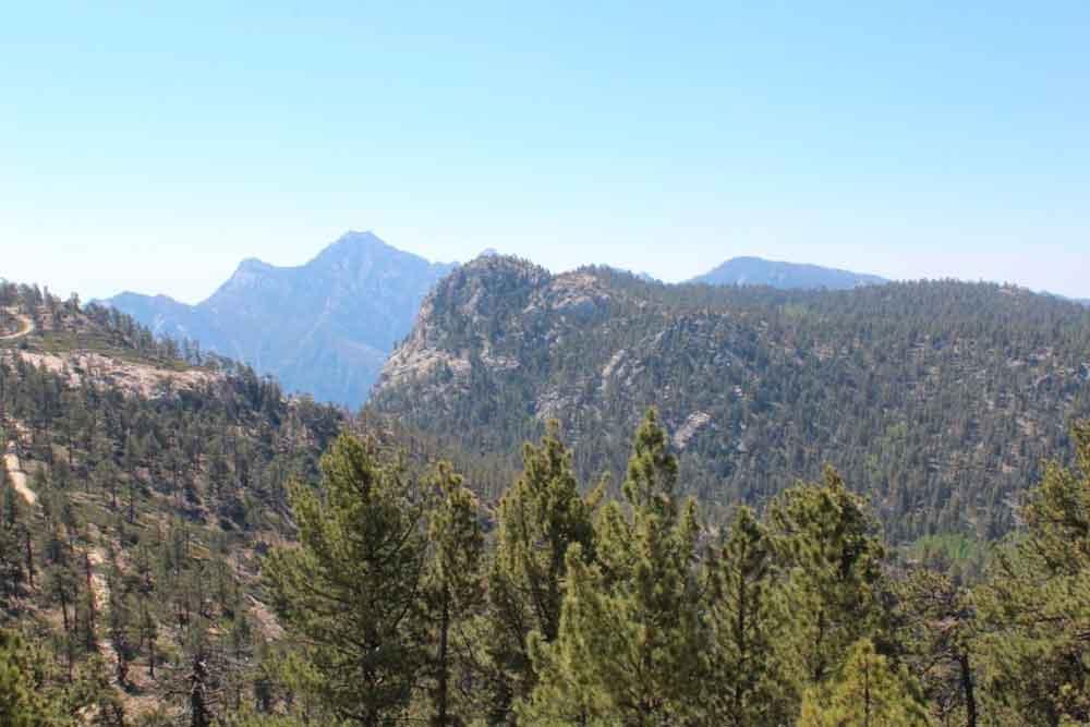 Invitan a visitar el Parque Nacional Sierra San Pedro Mártir