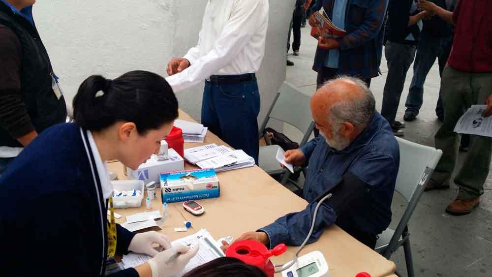 Ofrecen en Baja California prevención y control de diabetes a través de centros de salud