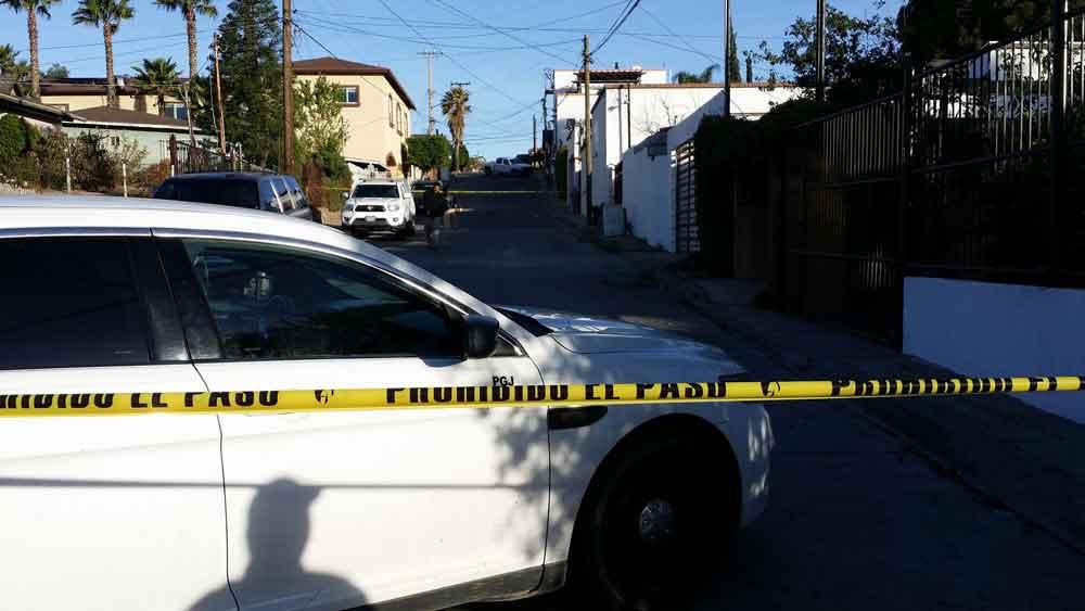 Hombre es asesinado a balazos en colonia Downey de Tecate