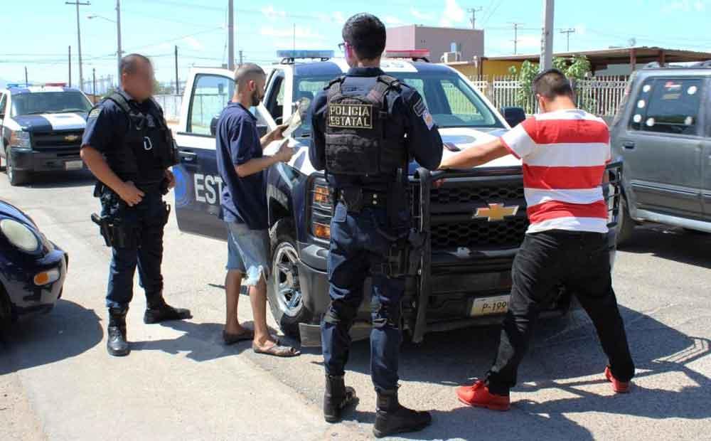 Desarticulan 534 bandas delictivas en Baja California