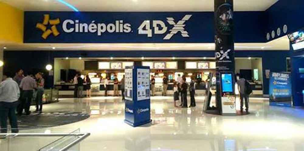 Llega a Mexicali Cinepolis 4DX PLEX