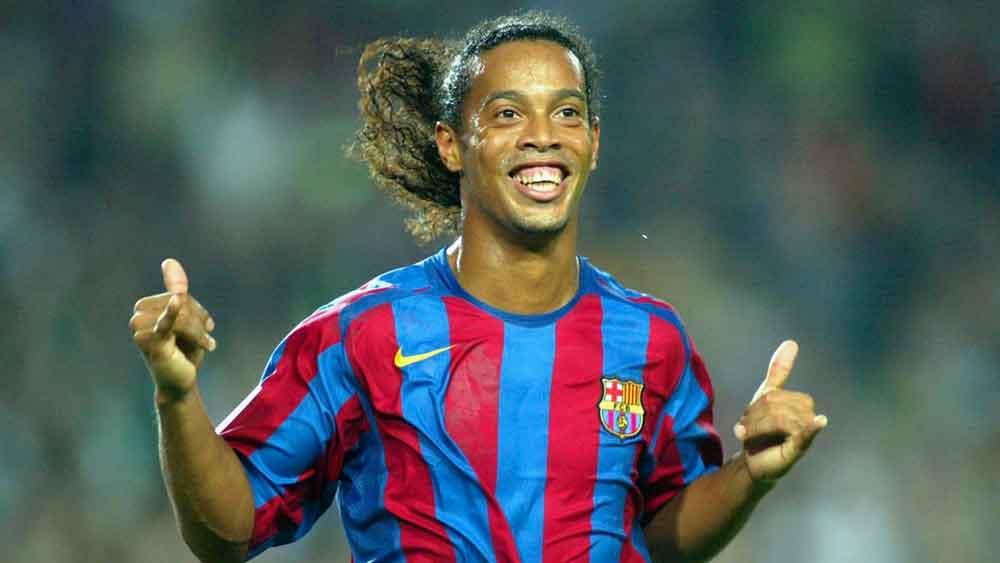 Anuncian la jubilación de Ronaldinho con un partido de despedida