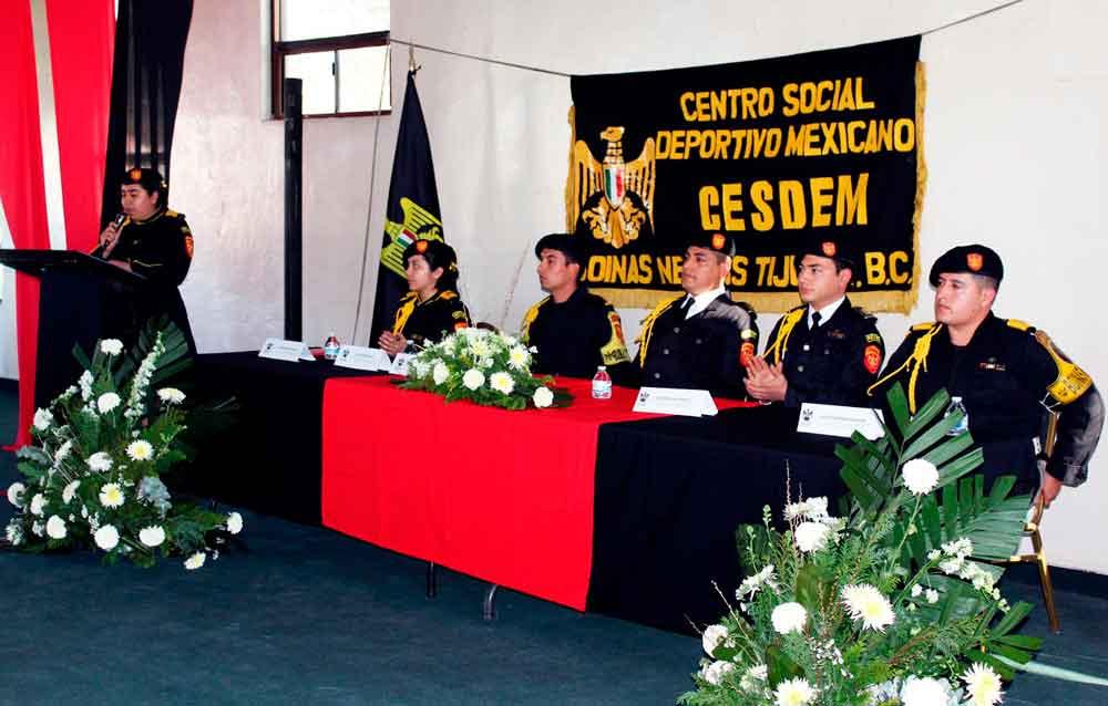 Promueve CESDEM Tijuana formación de jóvenes comprometidos con la sociedad