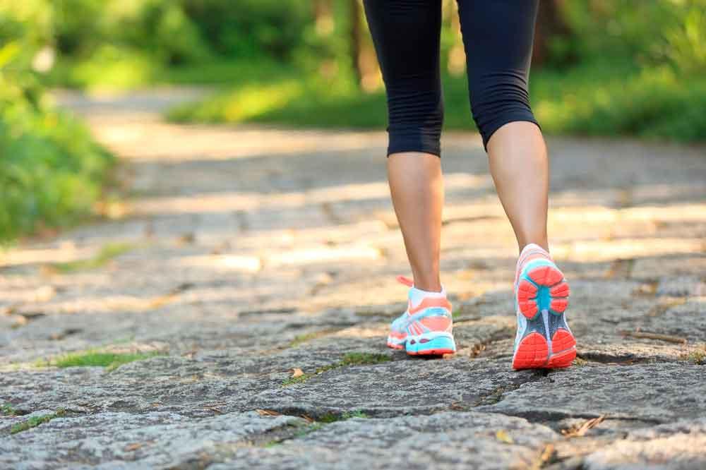 Caminar mejora la salud: IMSS