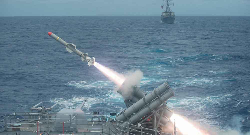 EU venderá misiles y torpedos a México para luchar contra el narco