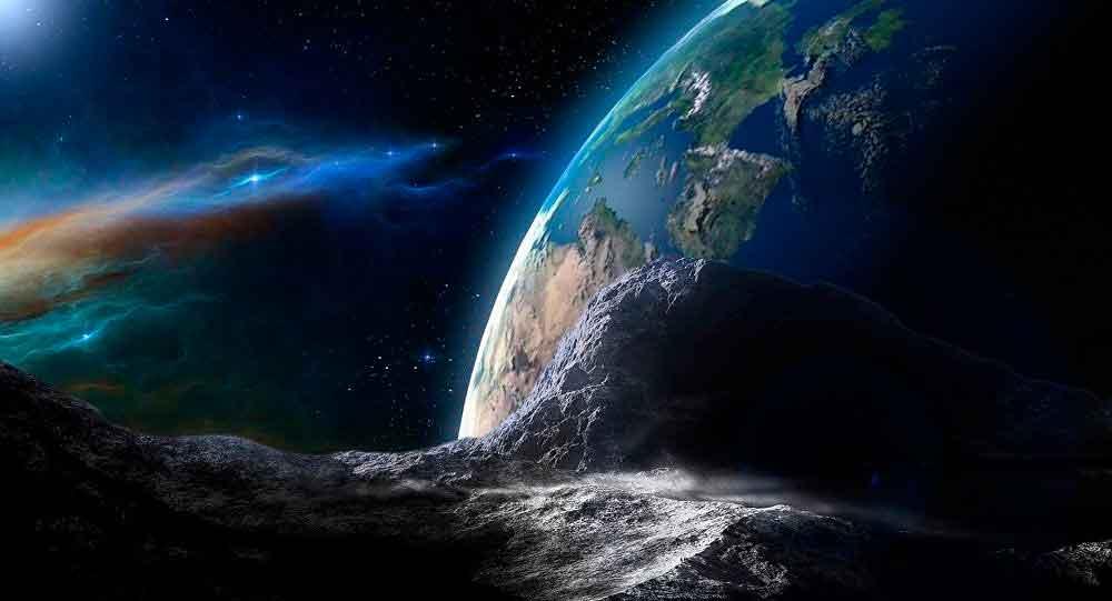 Un asteroide de gran tamaño amenaza la tierra