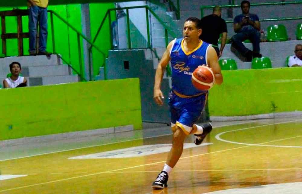 Seleccionado mexicano representará a Tecate en el Panamericano de MaxiBasketball 2018