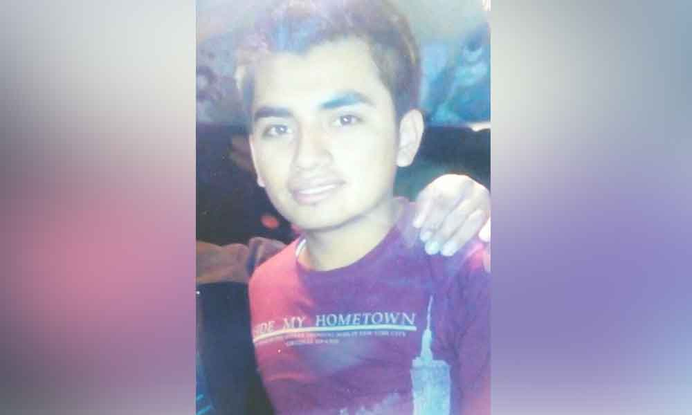 Piden apoyo para localizar a joven desaparecido en Tijuana