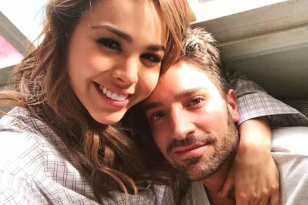 "Danna Paola revela toda la verdad sobre su ""romance"" con David Chocarro"