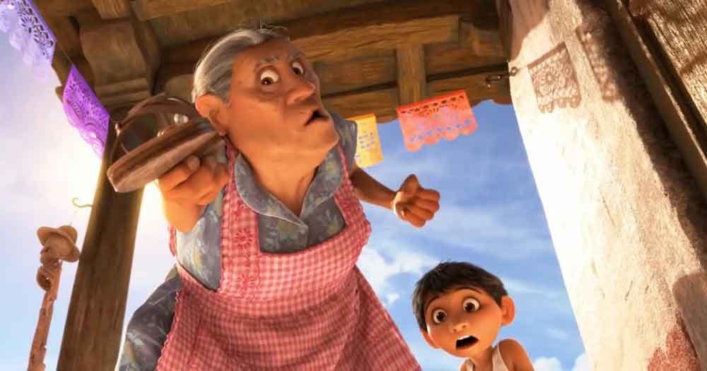 """Ella es la mujer mexicana que inspiró a la abuelita en """"Coco"""""""