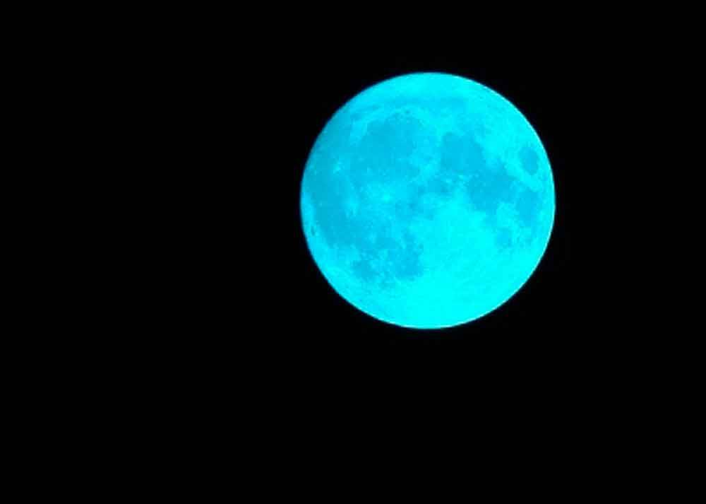 """Habrá """"Luna azul"""" y eclipse el último de enero"""