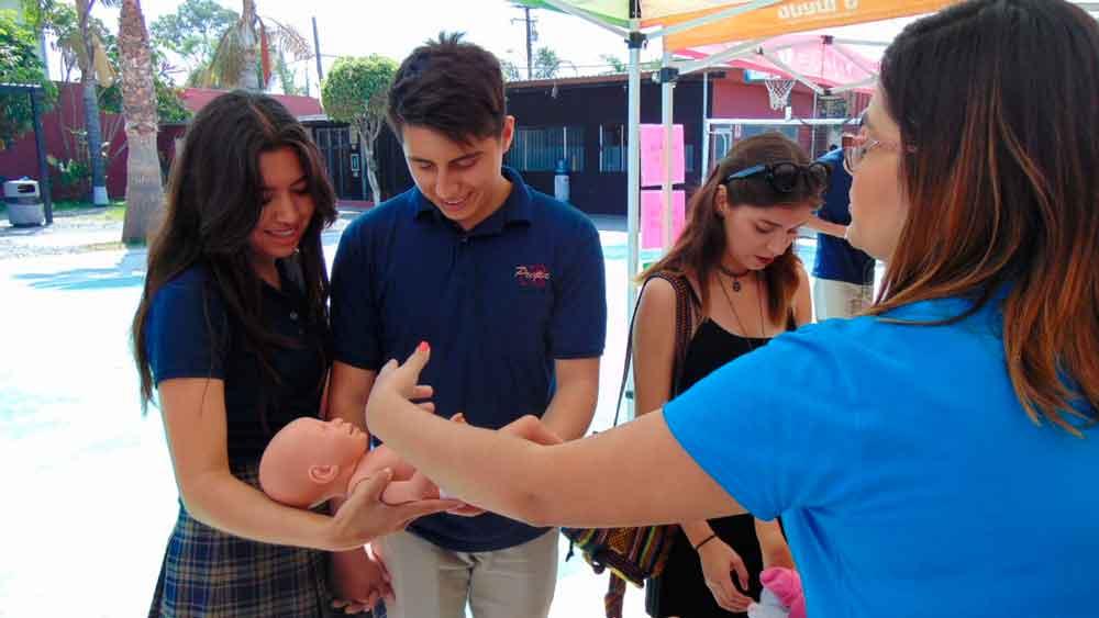 Ofrecen consejería para adolescentes en materia de sexualidad