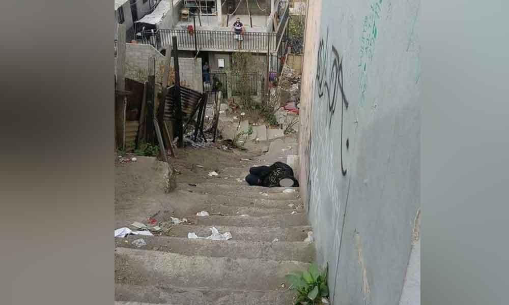 Ejecutan a balazos a hombre en Tijuana
