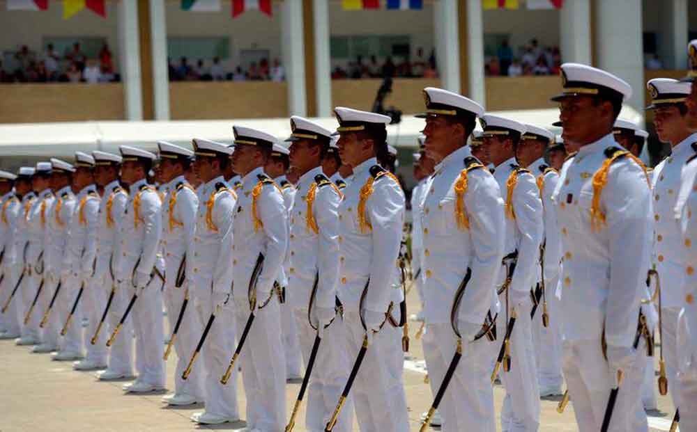 Universidad Naval abre convocatoria para pre-registro 2018