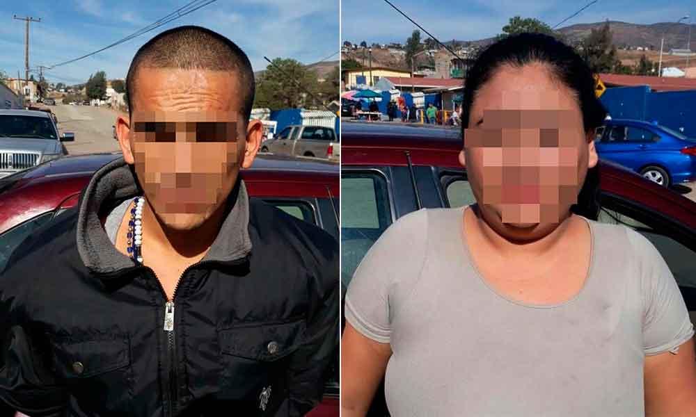 Amenazando a su hijo con un arma de fuego, despojaron a mujer de 80 mil pesos