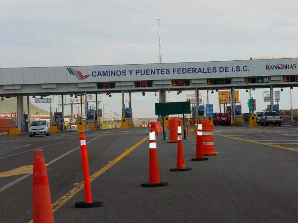 Aumenta costo de caseta de autopista Tijuana-Ensenada
