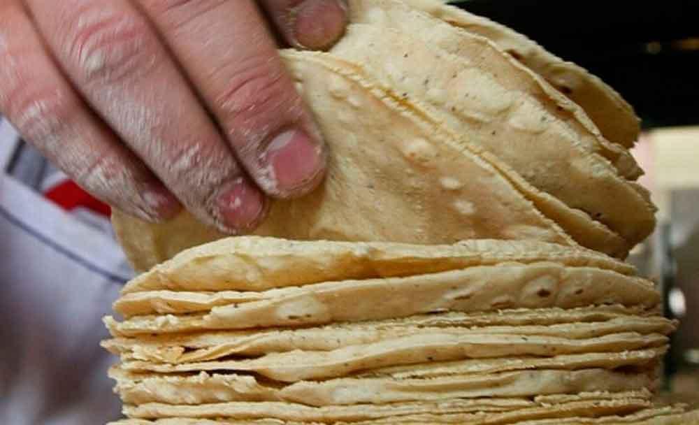 Se disparará el precio de la tortilla; podrá aumentar hasta 3 pesos