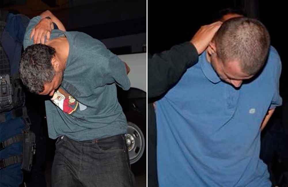 Atrapan a dos por multihomicidio en Tijuana