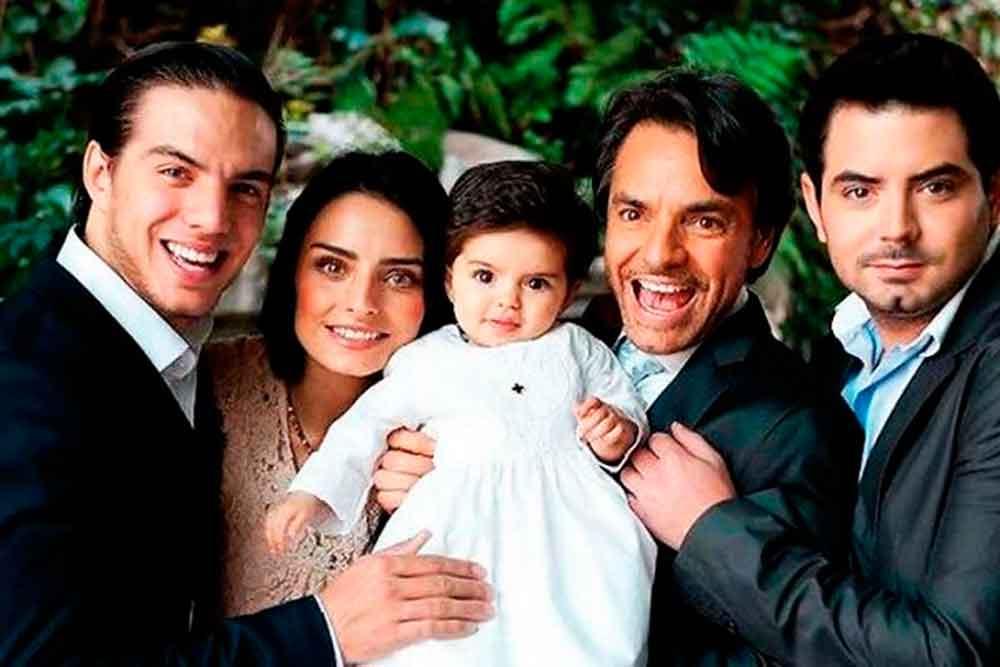 Eugenio Derbez tuvo un problema con uno de sus hijos por sus declaraciones