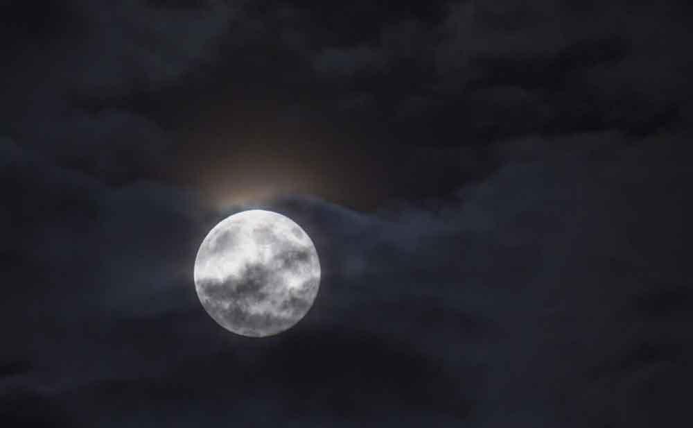 La Superluna Azul que se dejará ver después de 150 años