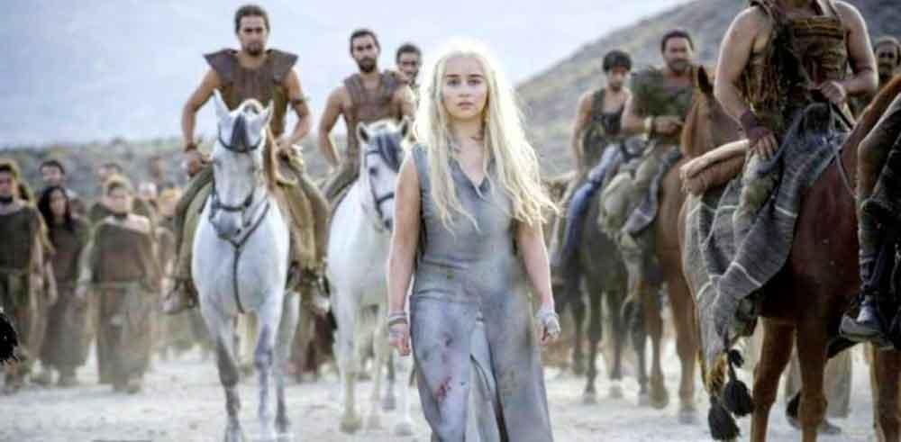 "HBO confirma última temporada de ""Game of Thrones"" para 2019"