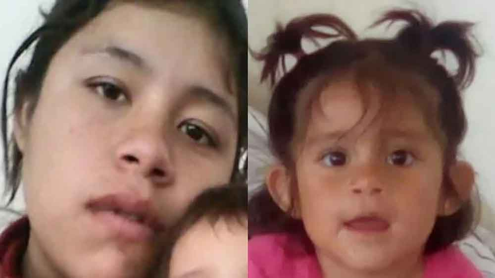 Buscan a madre e hija en Juárez: ambas son menores de edad